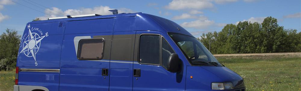 Personalización y accesorios para tu Camper o autocaravana.